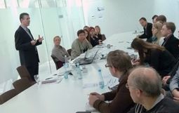 Tamirr Huberman - KTU - Lecture -- Lithuania