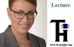 Juliya Miselevich - Funzing Lecture - Tamir Huberman - THI