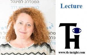 Racheli Malki - Funzing Lecture - THI - Tamir Huberman