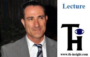 Ziv Giora Dafny - Funzing Lecture - Tamir Huberman - THI