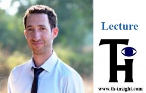 Itay Sasson - Funzing Lecture - Tamir Huberman - THI