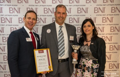 BNI – The best player for 2015 (Avi Huberman)