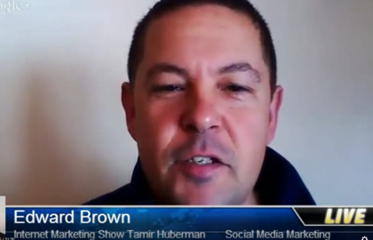 Interview – LinkedIn Marketing B2B with Edward Brown