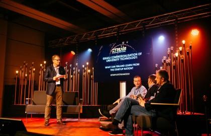 Stream Startup Festival – Tampere (Finland)