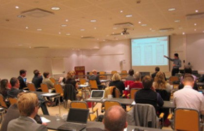 Lecture at Aalto & Tekes – Finland