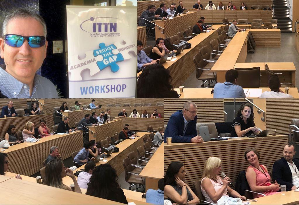 ITTN Workshop – Let's Get To Business