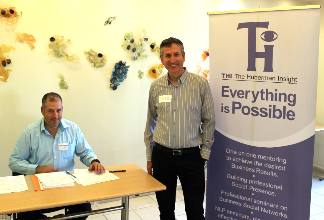 LinkedIn Workshop – Tel Aviv