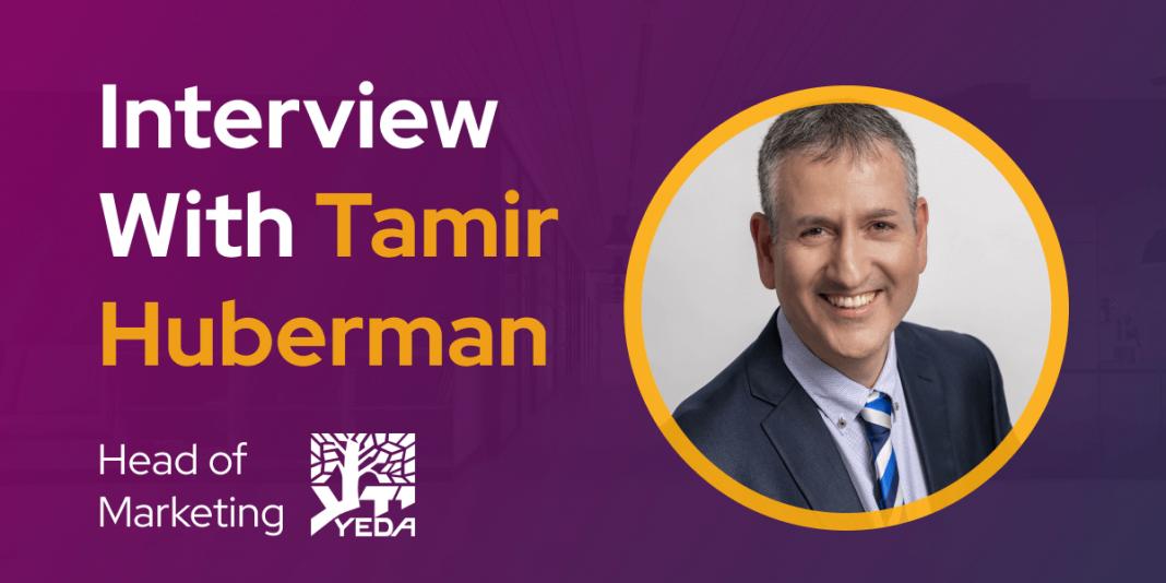 CXBuzz Interview With Tamir Huberman